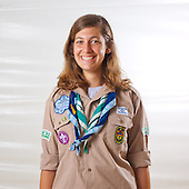 Scout from Israel.