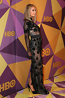 BEVERLY HILLS, CA - JANUARY 7: Paris Hilton at the HBO Golden Globes After Party at the Beverly Hilton in Beverly Hills, California on January 7, 2018. <br /> CAP/MPI/FS<br /> &copy;FS/MPI/Capital Pictures