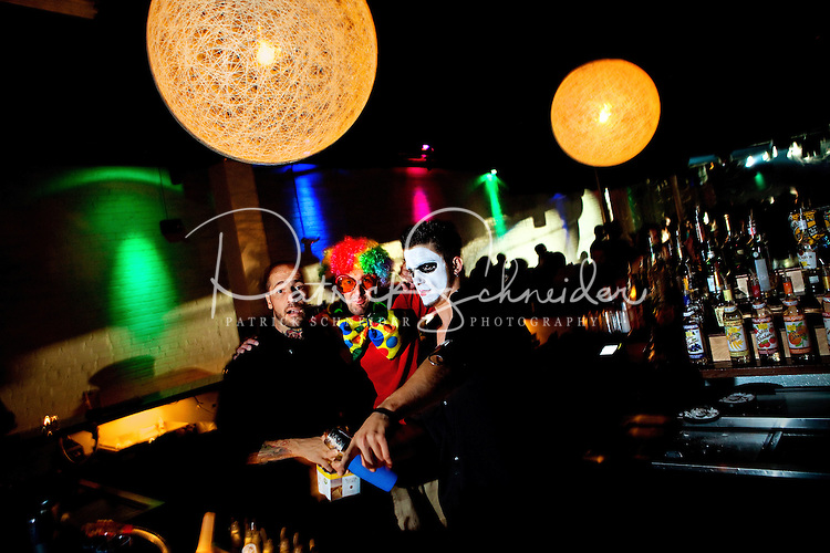 In July 2010, Halo Charlotte celebrated its first anniversary by bringing in professional dancers and circus performers to entertain the crowds..Halo, located at 820 Hamilton St., in Charlotte, North Carolina, is part of the NC Music Factory, Charlotte's music and entertainment district. NC Music Factory is home to clubs, restaurants, pubs, concerts and more. The southern city's once-sleepy downtown has transformed itself over the last decade into a happening place to be after dark.