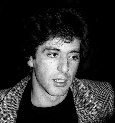 Al Pacino 1977<br /> Photo By Adam Scull/PHOTOlink /MediaPunch