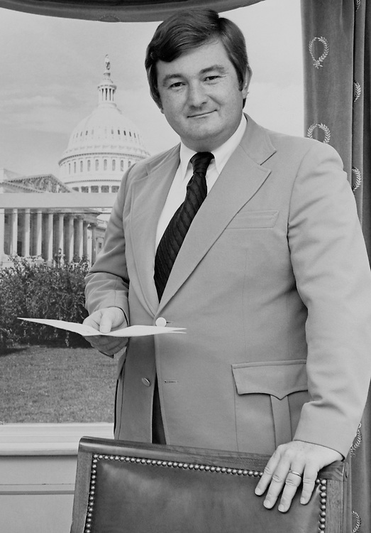 "Rep. Charles Grandison ""Charlie"" Rose III, D-N.C., House of Representatives Member. November 11, 1973 (Photo by Laura Patterson/CQ Roll Call)"