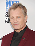 SANTA MONICA, CA - FEBRUARY 25: Actor Viggo Mortensen attends the 2017 Film Independent Spirit Awards at the Santa Monica Pier on February 25, 2017 in Santa Monica, California.