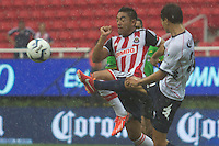 GUADALAJARA,JAL. AUGUST 4,2013.  Marco Fabian of Chivas during the game of Liga MX between Chivas against Atlante at Omnilife Stadium. // Marco Fabian de Chivas  durante el juego  de La Liga MX entre Chivas vs Atlante en el Estadio Omnilife. <br /> PHOTOS: NORTEPHOTO/GERMAN QUINTANA**CR&Eacute;DITO OBLIGATORIO** **USO EDITORIAL** **NO VENTAS** **NO ARCHIVO**