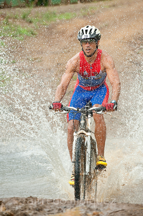 Mountain Bike,Portobelo Extreme Triathlon,Colon Province,Panama C.A.