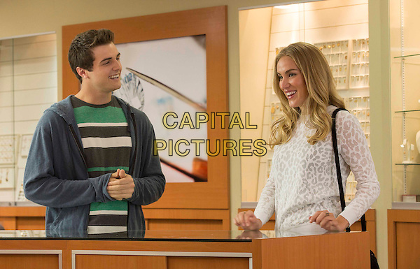 Beau Mirchoff, Elizabeth Whitson<br /> in Awkward. (Season 4)<br /> *Filmstill - Editorial Use Only*<br /> CAP/FB<br /> Image supplied by Capital Pictures