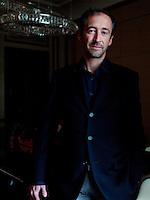 Daniele Ceccomori is the chief designer and runs Bentley's Styling Studio