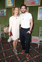 HOLLYWOOD, CA - OCTOBER 4: Sam Taylor-Johnson, Aaron Taylor-Johnson, at the HBO Films' &quot;My Dinner With Herve&quot; Premiere at Paramount Studios in Hollywood, California on October 4, 2018    <br /> CAP/MPI/FS<br /> &copy;FS/MPI/Capital Pictures
