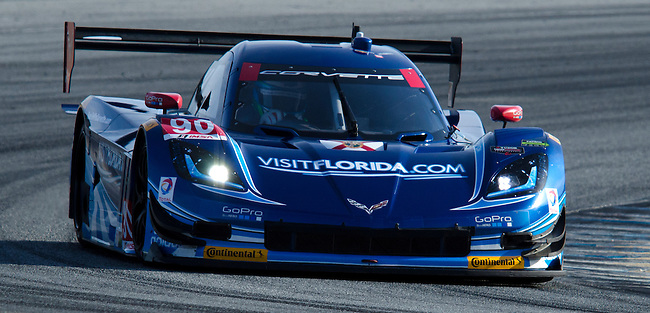 Monterey California, May 4, 2014, Laguna Seca Monterey Grand Prix, Spirit of Daytona's Corvette DP