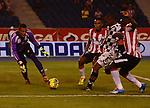 BARRANQUILLA – COLOMBIA _ 02-04-2014 / En compromiso correspondiente a la fecha 14 del Torneo Apertura Colombiano 2014, Atlético Junior venció 2 – 1  a Chicó FC en el estadio metropolitano Roberto Meléndez de Barranquilla. /
