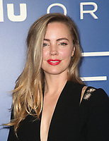 LOS ANGELES, CA - SEPTEMBER 12: Melissa George, at the premiere of Hulu's original drama series, The First at the California Science Center in Los Angeles, California on September 12, 2018. <br /> CAP/MPI/FS<br /> &copy;FS/MPI/Capital Pictures