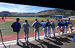 Wildcats play against College of Southern Idaho at Western Nevada College in Carson City, Nev., on Thursday, Feb. 26, 2015. <br /> Photo by Cathleen Allison/Nevada Photo Source