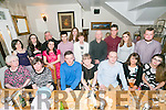 Melissa O'Sullivan, Tralee, celebrates her 21st Birthday with family and friends at Bella Bia on Saturday