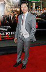 "HOLLYWOOD, CA. - May 12: Reggie Lee arrives at the premiere of Universal Pictures' ""Drag Me To Hell"" at Grauman's Chinese Theatre on May 12, 2009 in Hollywood, California."