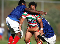 100410 Wellington Club Rugby - Western Roosters v Hutt Old Boys Marist