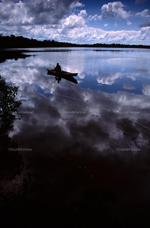 fisherman, Rockstone, Guyana