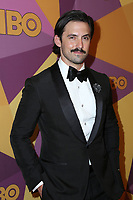 BEVERLY HILLS, CA - JANUARY 7: Milo Ventimiglia at the HBO Golden Globes After Party at the Beverly Hilton in Beverly Hills, California on January 7, 2018. <br /> CAP/MPI/FS<br /> &copy;FS/MPI/Capital Pictures