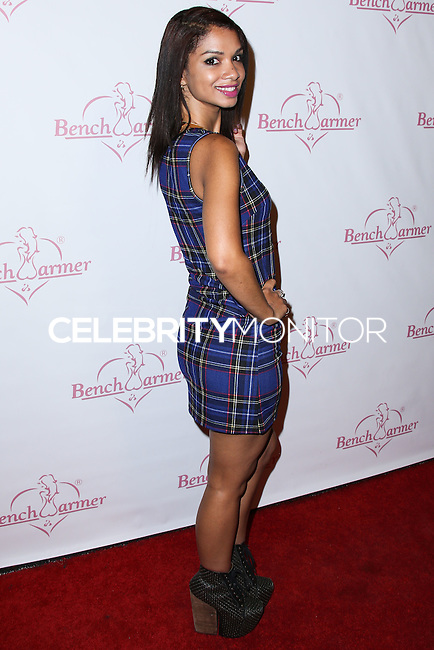 HOLLYWOOD, LOS ANGELES, CA, USA - AUGUST 28: Marisa Lauren arrives at the Benchwarmer Back To School Celebration to Benefit Children of the Night held at Station Hollywood at the W Hotel Hollywood on August 28, 2014 in Hollywood, Los Angeles, California, United States. (Photo by Xavier Collin/Celebrity Monitor)