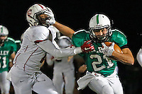 Bergenfield vs Pascack Valley football - 111315