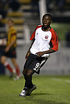 20 March 2004: Fourteen year old Freddy Adu near the end of the second half. DC United of Major League Soccer defeated the Charleston Battery of the A-League 2-1 at Blackbaud Stadium in Charleston, SC in a Carolina Challenge Cup match..