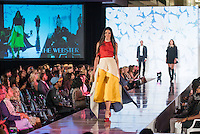 Galleria Luxe Fall Fashion Show with special guests DeAndre Hopkins, wide receiver for the Houston Texans and singer/beatboxer, Butterscotch.