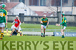 Shane Nolan Kerry  in action against  Cork in the Co-op Superstores Munster Senior Hurling League on Sunday 14th January in Austin Stack Park, Tralee.