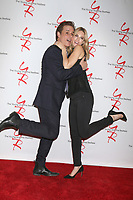 LOS ANGELES - JAN 17:  Christian LeBlanc, Kelly Kruger at the Young and the Restless Celebrates 30 Years at #1 at the CBS Television CIty on January 17, 2019 in Los Angeles, CA