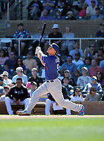 Corey Seager - Los Angeles Dodgers 2020 spring training (Bill Mitchell)