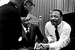 Dr. Martin Luther King greeting another minister while touring Alabama Churches in February 1968 to rally suport for Poor People's Campaign in Washington, D.C. Copyright Jim Peppler/1968. This and over 10,000 other images are part of the Jim Peppler Collection at The Alabama Department of Archives and History:  http://digital.archives.alabama.gov/cdm4/peppler.php