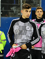 Kai Havertz (Deutschland, Germany) - 06.09.2019: Deutschland vs. Niederlande, Volksparkstadion Hamburg, EM-Qualifikation DISCLAIMER: DFB regulations prohibit any use of photographs as image sequences and/or quasi-video.