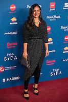 Begoña Villacis attends to the photocall of the Gala Sida at Palacio de Cibeles in Madrid. November 21, 2016. (ALTERPHOTOS/Borja B.Hojas) //NORTEPHOTO.COM