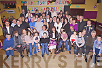 50th birthday celebrations for Maureen Mulvihill from Athea pictured with many family and friends last Saturday night in The Gables Bar, Athea.