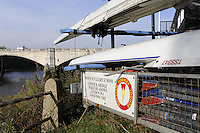 London GREAT BRITAIN, General Views,  Chiswick to Putney, Tideway Scullers School Boathouse, River Thames, [Photo, Peter Spurrier/Intersport-images] .. Equipment,