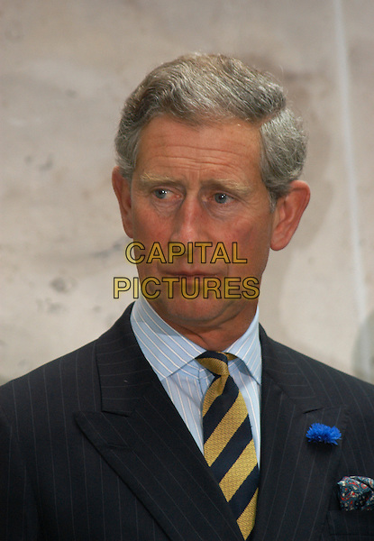 PRINCE CHARLES.Ref: HT.9 July 2002.portrait headshot.www.capitalpictures.com.sales@capitalpictures.com.©Capital Pictures