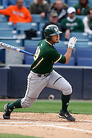 March 2, 2010:  Jimmy Falla of the South Florida Bulls during a game at Legends Field in Tampa, FL.  Photo By Mike Janes/Four Seam Images