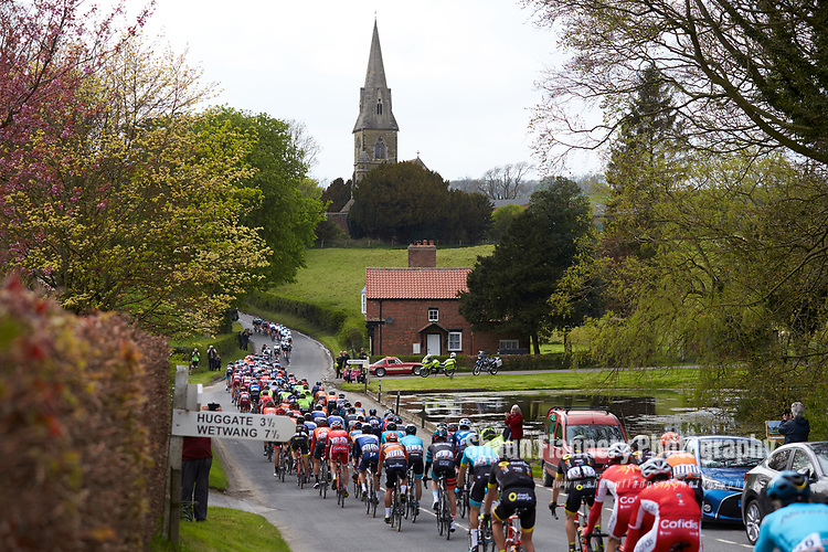Picture by Shaun Flannery/SWpix.com - 03/05/2018 - Cycling - 2018 Tour de Yorkshire - Stage 1: Beverley - Doncaster - Yorkshire, England
