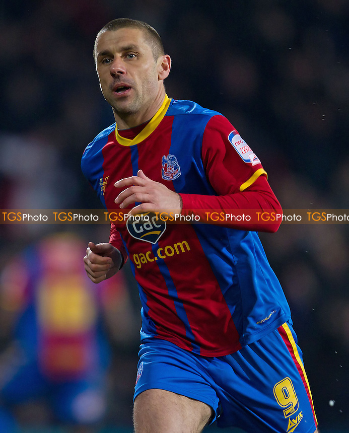 Kevin Phillips, Crystal Palace FC turns to celebrate his second goal - Crystal Palace vs Hull City - NPower Championship Football at Selhurst Park, London - 05/03/13 - MANDATORY CREDIT: Ray Lawrence/TGSPHOTO - Self billing applies where appropriate - 0845 094 6026 - contact@tgsphoto.co.uk - NO UNPAID USE.