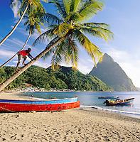 Saint Lucia  (Caribbean)