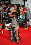 CAROLINE CHIKEZIE at the  European Premiere of 'The Sweeney' at the Vue, Leicester Square, London 03/09/2012 Picture By: Brian Jordan / Retna Pictures.. ..-..