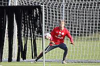 02.10.2014: Eintracht Frankfurt Training