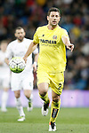 Villareal's Daniele Bonera during La Liga match. April 20,2016. (ALTERPHOTOS/Acero)