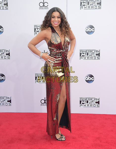 Jordin Sparks at The 2014 American Music Award held at The Nokia Theatre L.A. Live in Los Angeles, California on November 23,2014                                                                                <br /> CAP/RKE/DVS<br /> &copy;DVS/RockinExposures/Capital Pictures