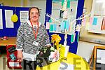 Olive O'Regan celebrating the International Nurses and Midwifes Day at UHK on Monday