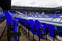 A general view of St Andrew's, home of Coventry City<br /> <br /> Photographer Chris Vaughan/CameraSport<br /> <br /> The EFL Sky Bet League One - Coventry City v Blackpool - Saturday 7th September 2019 - St Andrew's - Birmingham<br /> <br /> World Copyright © 2019 CameraSport. All rights reserved. 43 Linden Ave. Countesthorpe. Leicester. England. LE8 5PG - Tel: +44 (0) 116 277 4147 - admin@camerasport.com - www.camerasport.com