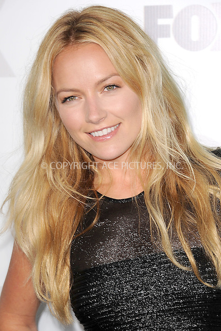 WWW.ACEPIXS.COM . . . . . .May 14, 2012...New York City....Becki Newton attending the 2012 FOX Upfront Presentation in Central Park on May 14, 2012  in New York City ....Please byline: KRISTIN CALLAHAN - ACEPIXS.COM.. . . . . . ..Ace Pictures, Inc: ..tel: (212) 243 8787 or (646) 769 0430..e-mail: info@acepixs.com..web: http://www.acepixs.com .