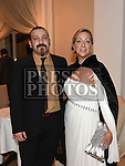 Rocco and Clare Borza pictured at the Ardee Traders annual awards night in the Nuremore Hotel. Photo:Colin Bell/pressphotos.ie
