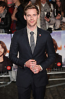Luke Treadaway<br /> at the Premiere of &quot;A Street Cat Named Bob&quot;, Curzon Mayfair, London.<br /> <br /> <br /> &copy;Ash Knotek  D3194  03/11/2016