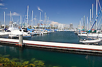 Long Beach Harbor And Marina