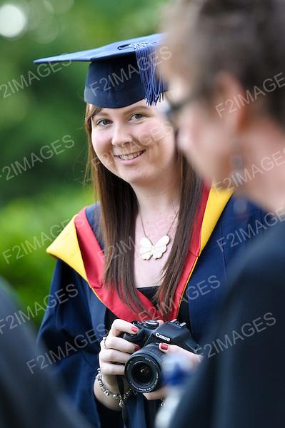 Liverpool Hope Graduations Thursday 12.7.12 am