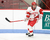 Jenn Wakefield (BU - 9) - The Boston University Terriers defeated the visiting Northeastern University Huskies 3-0 on Tuesday, December 7, 2010, at Walter Brown Arena in Boston, Massachusetts.