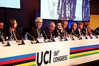 UCI Congress - 21 Sept 2017